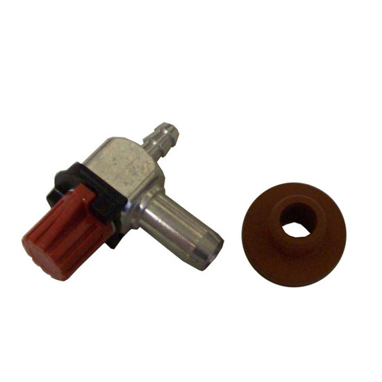 0114066 Wacker Neuson Fuel Valve For Trench Rammers Fuel valve with filter kit for older style Wacker rammers, Fits BS500, 600, 700, BS50, BS60