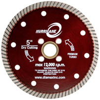 diamax hurricane granite turbo blade