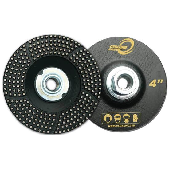 Diamax SCRG4 Super Cluster Grinding Wheel