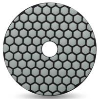 RUBI Premium 4 inch Dry Polishing Pad