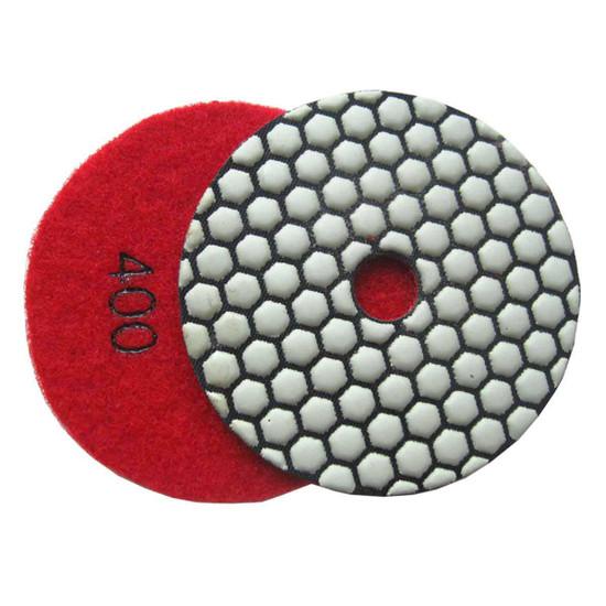 RUBI Premium Dry Polishing Pad - 400 Grit