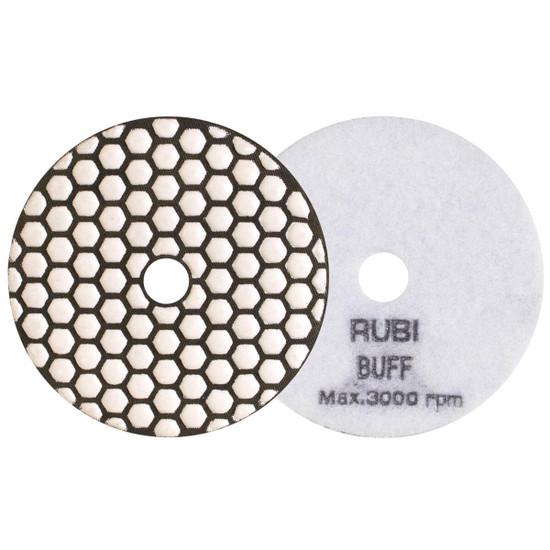 RUBI Premium Dry Buffing Pad