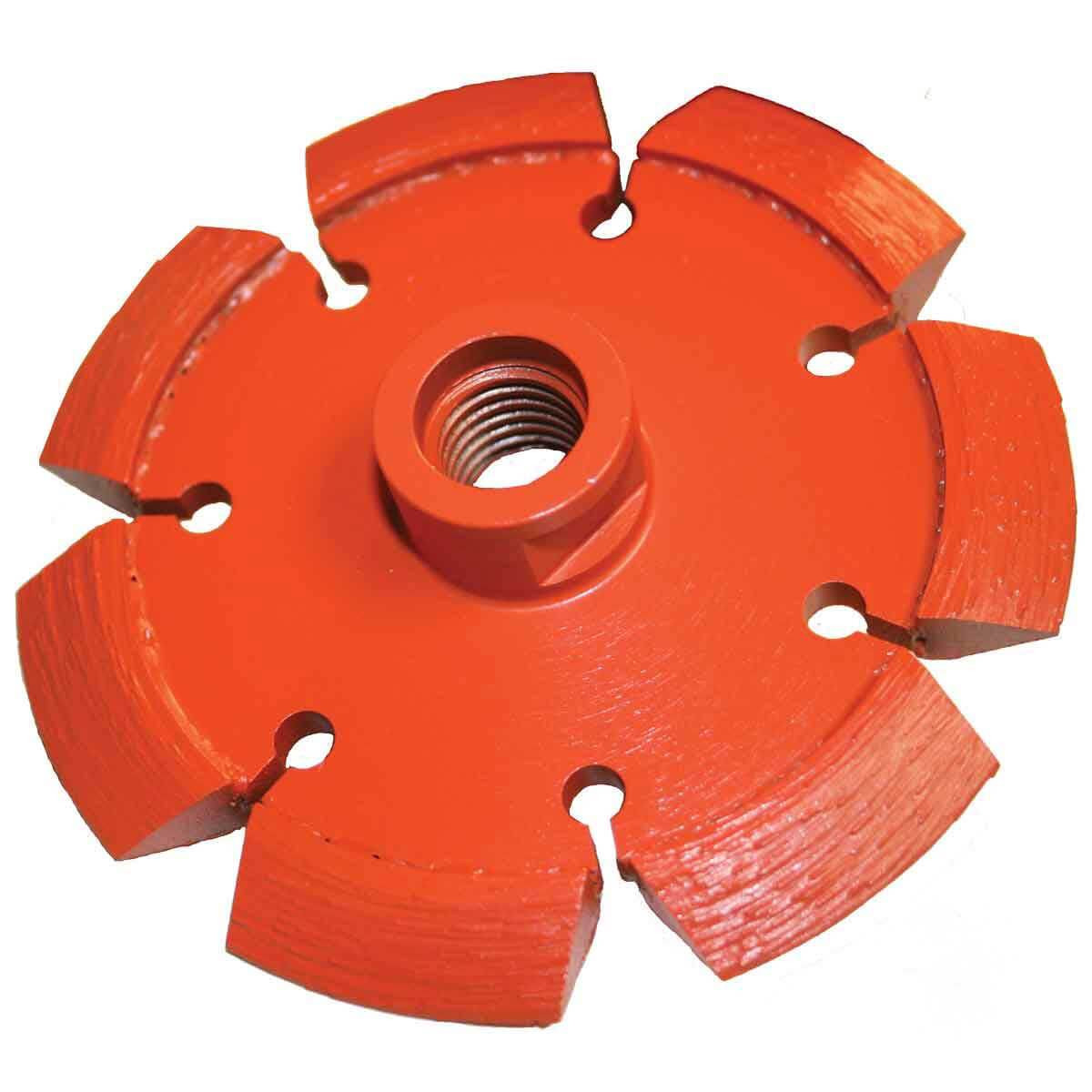 Diamond Products Core Cut Heavy Duty Orange V-Crack Blades