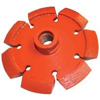 Core Cut Heavy Duty Orange V-Crack Blade