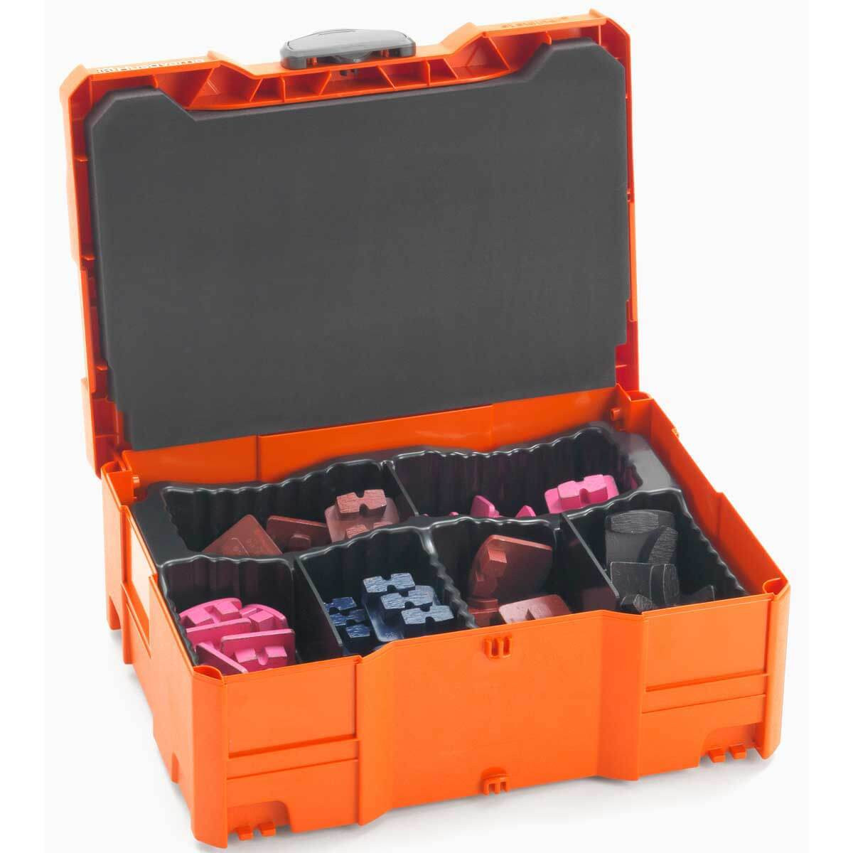 Husqvarna Accessories For Surface Preparation Tool Box