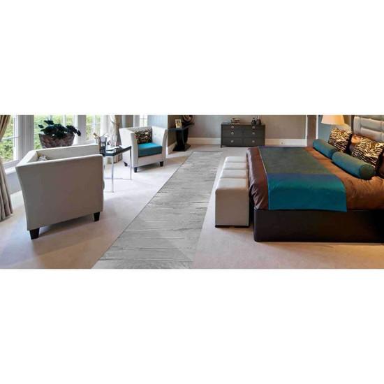 WarmlyYours floor heating mats living room instalation