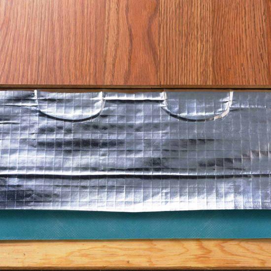 Radiant UnderFloor Heat Mat