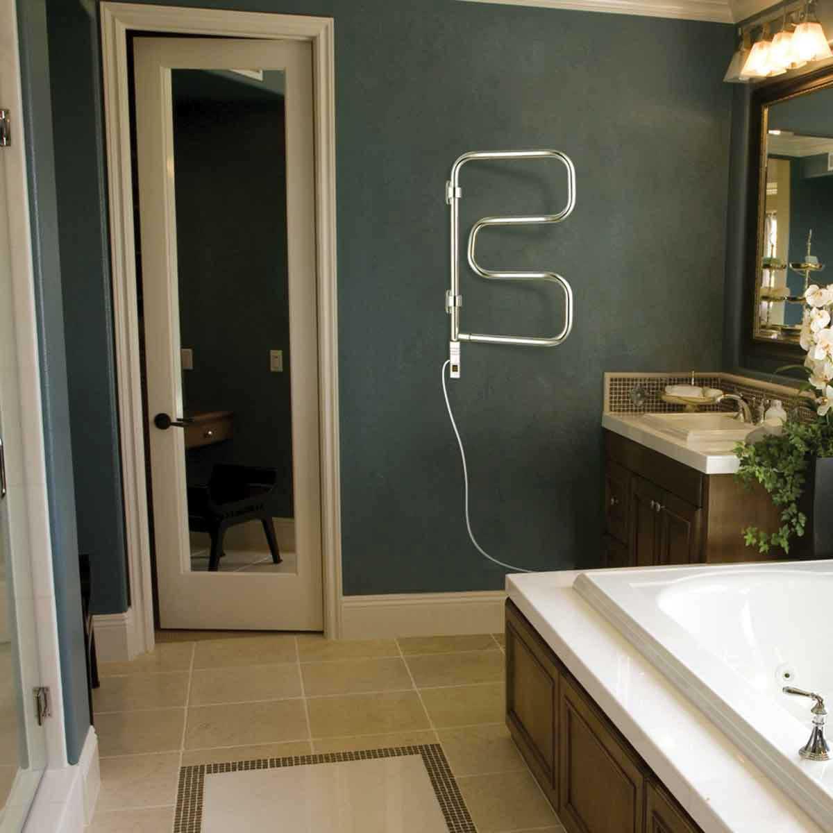 Warmly Yours Towel Warmer bathroom