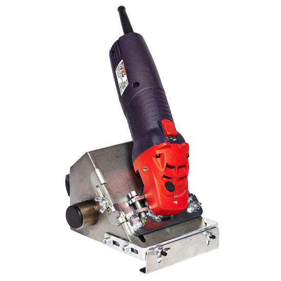 raimondi semi-universal attachment, RAI-CUT is compatible with the most popular brands and models of angle grinders