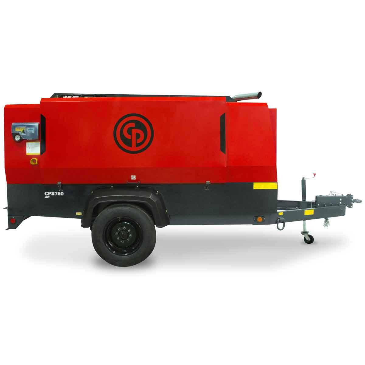 iT4 Portable Diesel Compressor CPS JD7