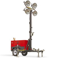 Chicago Pneumatic CPLTM10 light tower