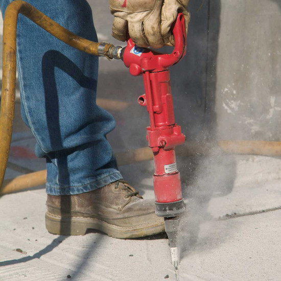 CP 0009 Rock Drill for Drilling Holes in Concrete, Bricks, and Rock