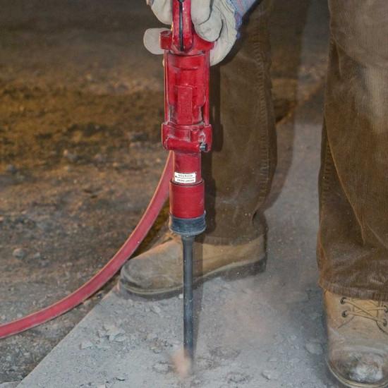 Chicago Pneumatic Round Drill Hammer T022083