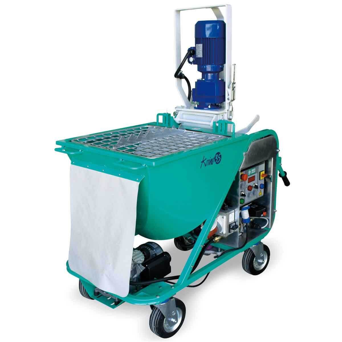 Imer Single Phase Continuous Mixer