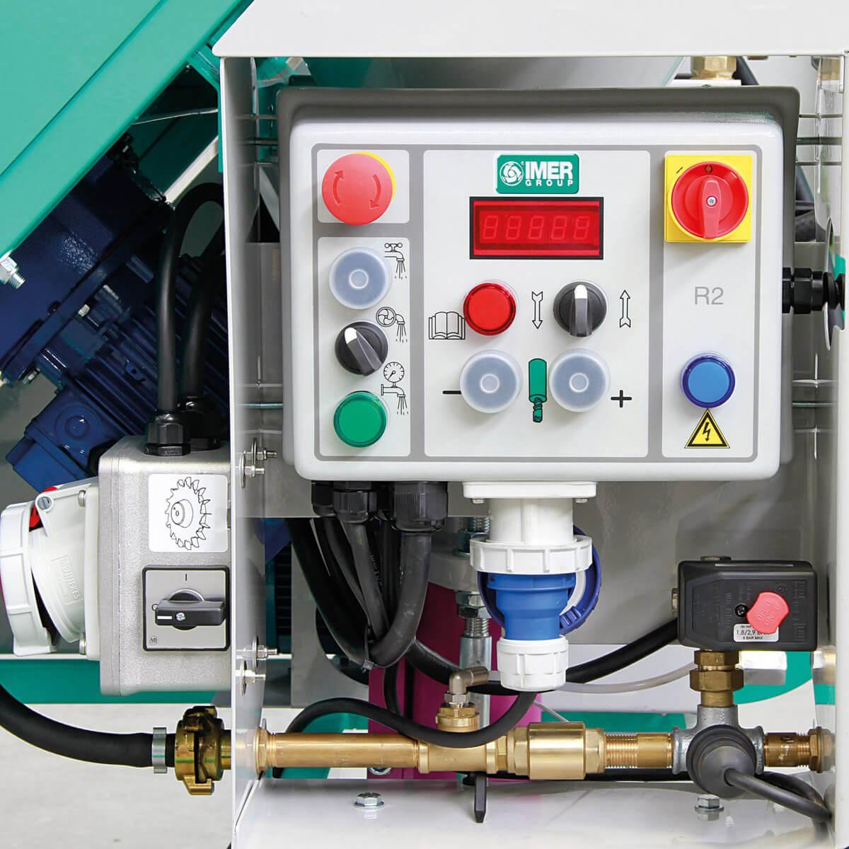 Koine 35 220v Continuous Mixer pump
