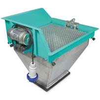 1107015 Imer Small 50 Optional Vibrating Hopper