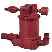 Chicago Pneumatic Sludge Pump