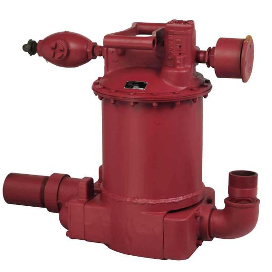 Chicago Pneumatic Sludge Pump