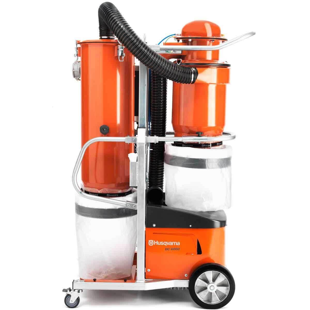 967209403 Husqvarna DC6000 vacuum