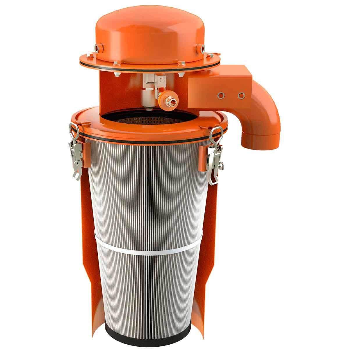 Husqvarna DC6000 Industrial vacuum