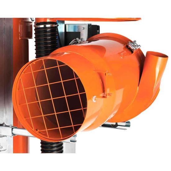 Husqvarna DC6000 Vacuum Port Attachment