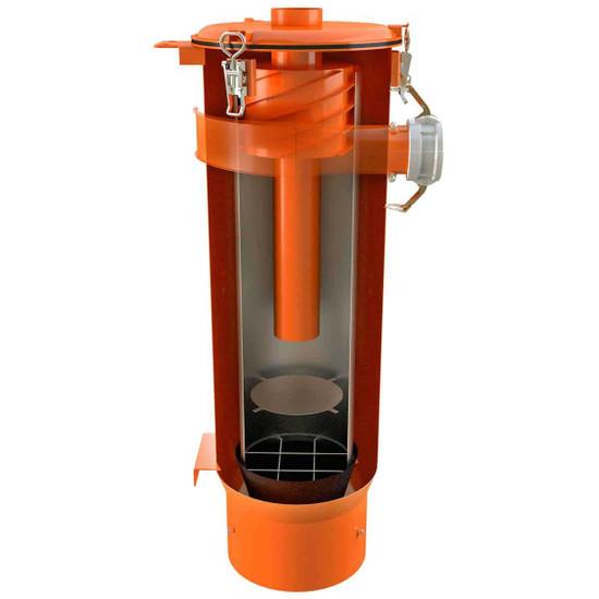Husqvarna DC6000 Dust Filter Extraction