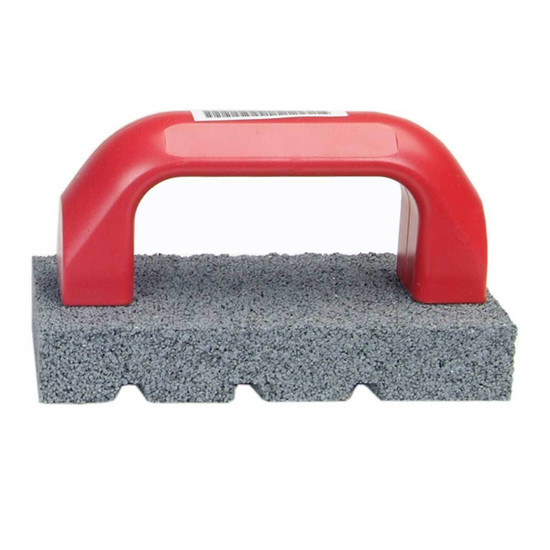 Rubbing Brick with Handle by Norton 61463687800