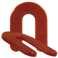 CD Products 1/8 inch Red Horseshoe Shims