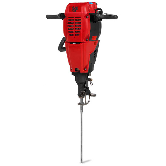 Chicago Pneumatic Redhawk Gas Concrete Drill 8318090040