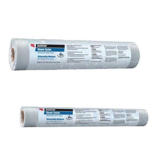 Durock Waterproofing Membrane Syste