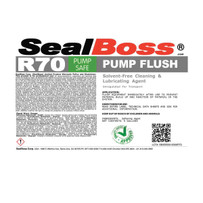 BR70-5 Seal Boss R70 Pump Flush