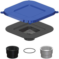 USG Durock Shower System Drain Kit
