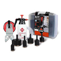 rubi foragres hole saw kit