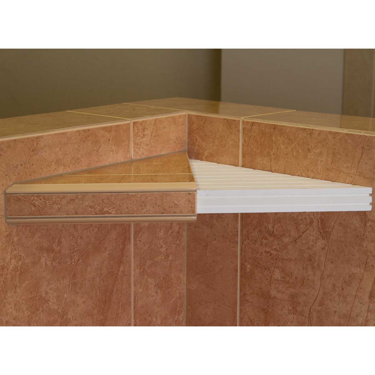Goof Proof Corner Shelf GPCS-1500