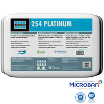 Laticrete 254 Platinum mortar with Microban