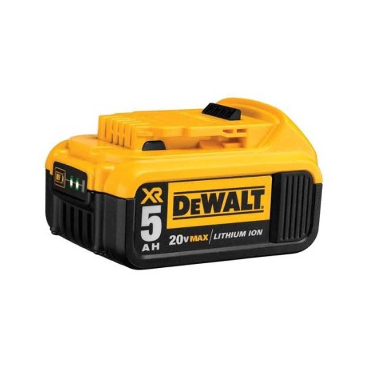 Dewalt 20V MAX XR 5.0Ah Lithium Ion Battery-Pack