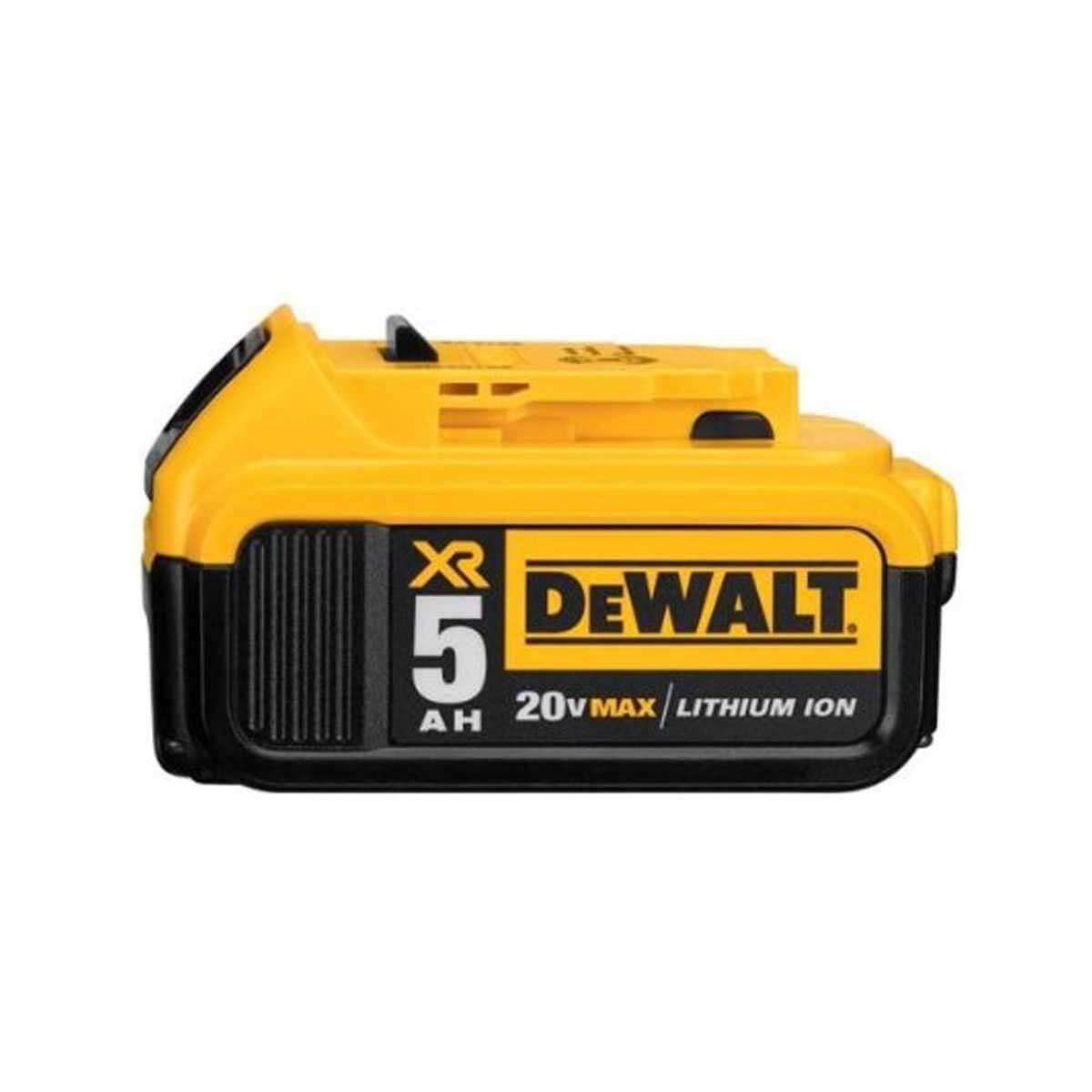 Dewalt 20V MAX XR 5.0Ah Lithium Ion Battery-Pack 2
