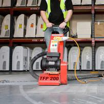 TFP200 CS Unitec Floor Scarifiers