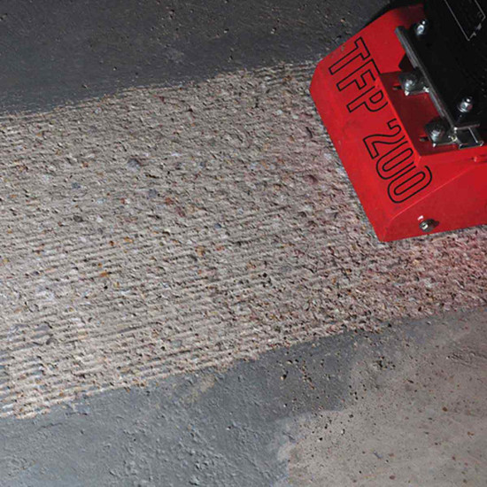 Concrete Floor Scarifier by Trelwny