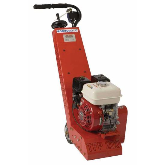 Floor Scarifiers Honda gas engine