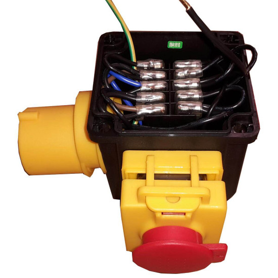 Rubi DC Tile Saw Power Switch