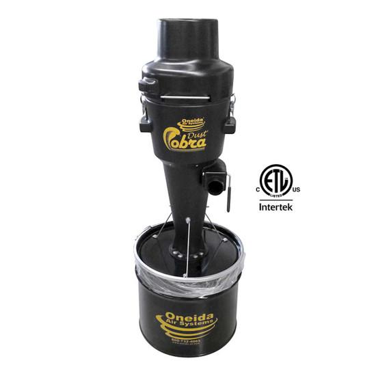 Dust Cobra 17 Gallon HEPA Dust Extractor