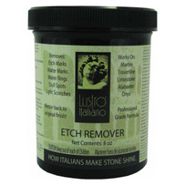 Lustro Etch and Water Mark Remover 8 oz. Container