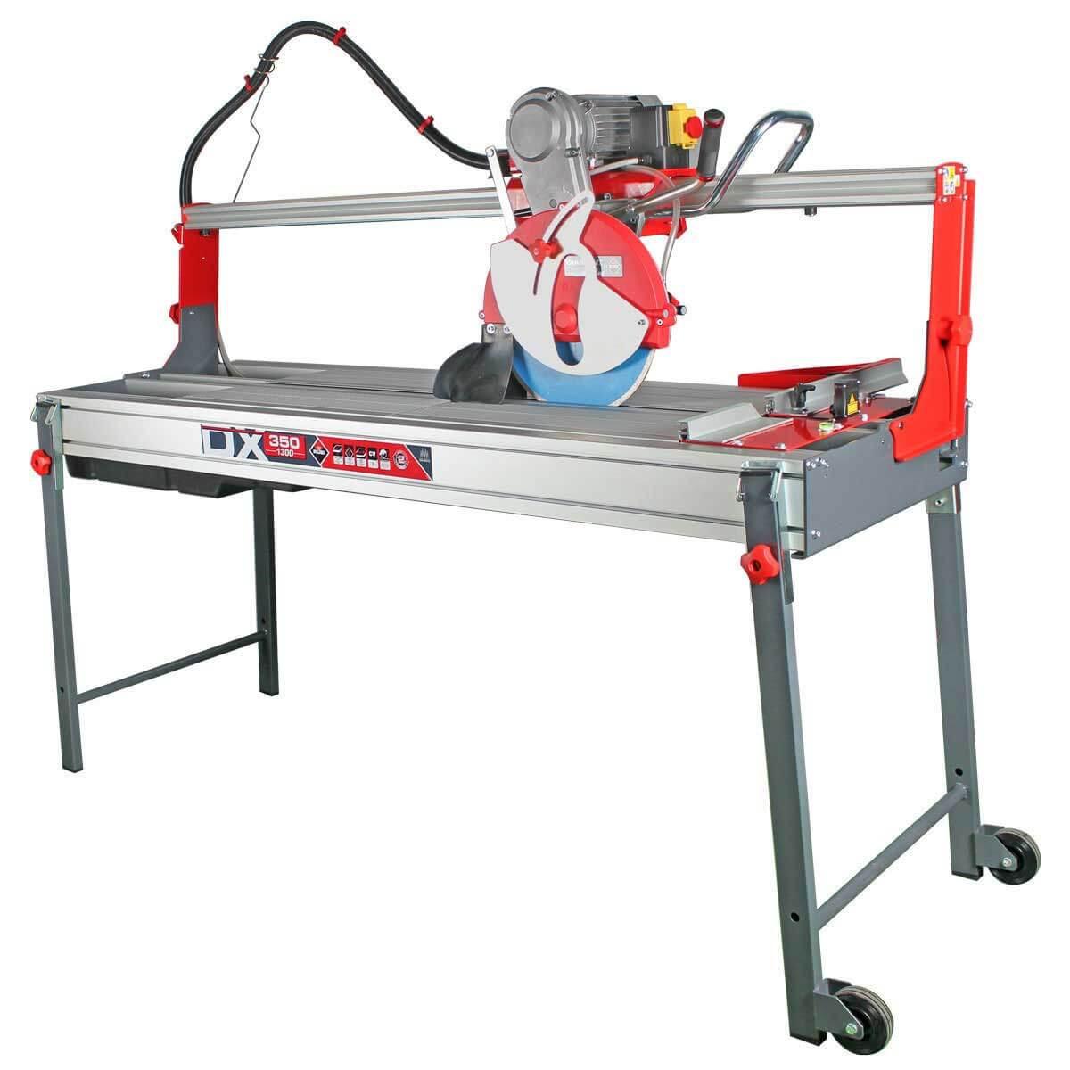 Rubi DX-350-N 1300 Tile Saw with Laser & Level