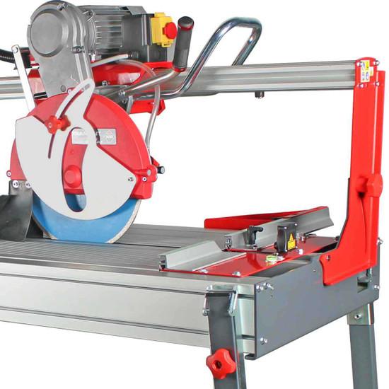 rubi dx350 wet tile saw angle guide