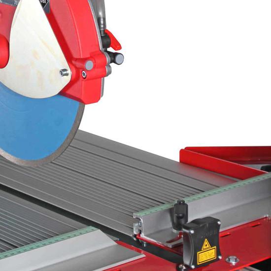 rubi dx350 wet tile saw laser guide