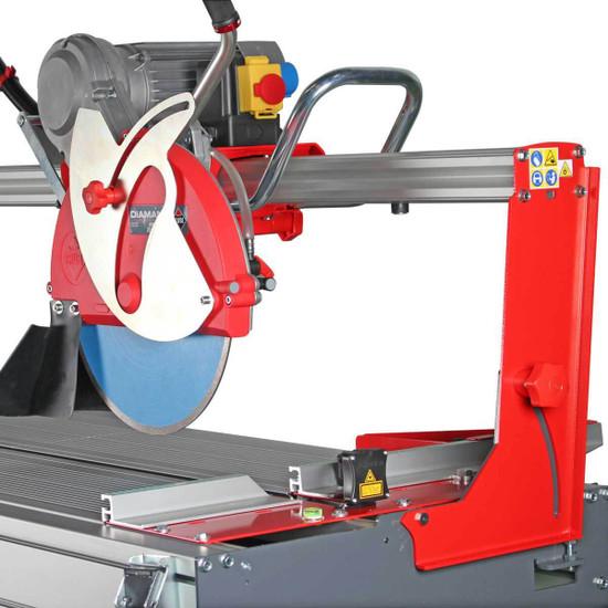 rubi dx350 wet tile saw belt drive motor