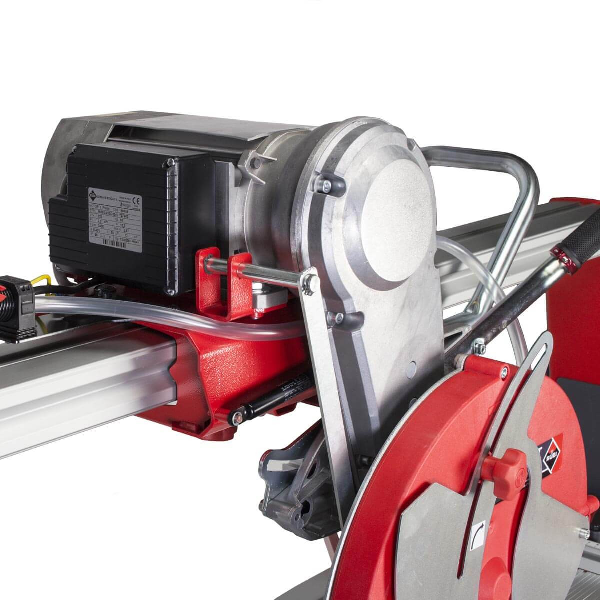 52918 Rubi DX-350-N 1300 rail saw