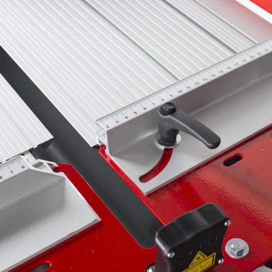 rubi dx350 wet tile saw guide bar