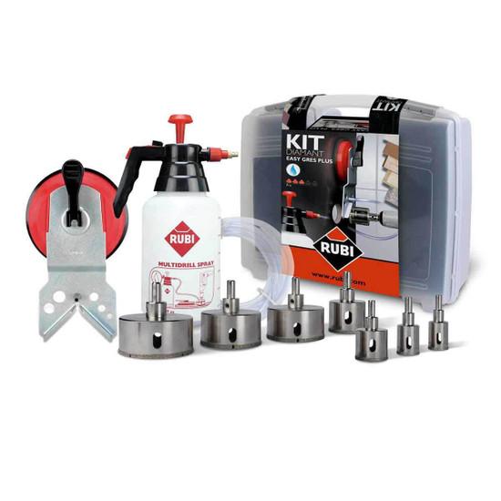 Rubi Easygres Plus Drill Bit Kit